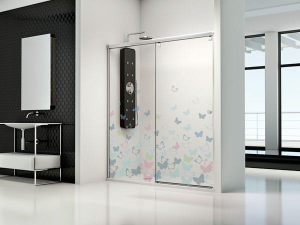 Personalizar mamparas de ducha - Imagik - Profiltek